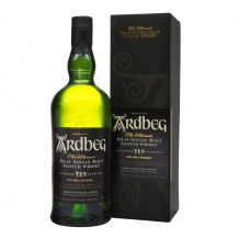 Ardberg 10 jaar Islay single malt 46%
