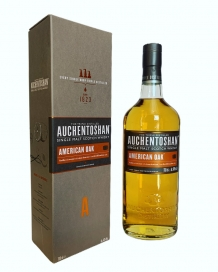 Auchentoshan American Oak Single Malt 40% 70cl + etui