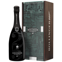 Champagne Bollinger James Bond 007 limited edition Millesimé 2011  12% 75cl + limited edition box