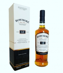 Bowmore 12 jaar Islay Single Malt 40% 70cl + etui