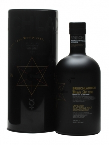 Bruichladdich Black Art 04.1, 1990 23 years, 49,2%, 0,7L, unpeated