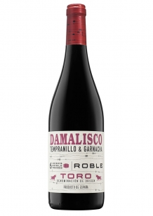 Damalisco Tempranillo & Garnacha old vines 2018