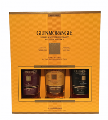 Glenmorangie Scotch whisky Pioneer Collection 3x35cl Giftbox