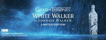 Johnnie Walker White Walker Whisky - Limited Edition - 70 cl