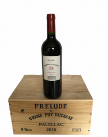 Kist 6x Prelude A Grand Puy Ducasse Pauillac 2016