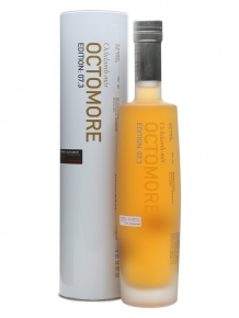 Bruichladdich Octomore 07.3 Islay Barley 63% 70cl